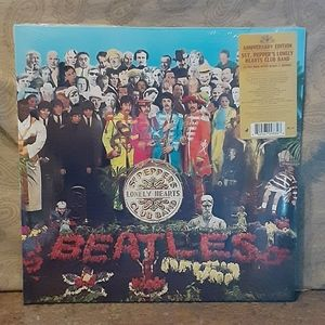 """The Beatles """"Sgt. Pepper's Lonely Hearts Club Band"""